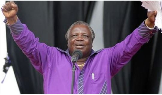 Francis Atwoli's meassage to Kenyans as they celebrate Labor day
