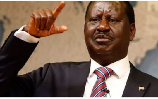Details of Raila Odinga's statement amid reports of Orengo ouster from Senate minority position
