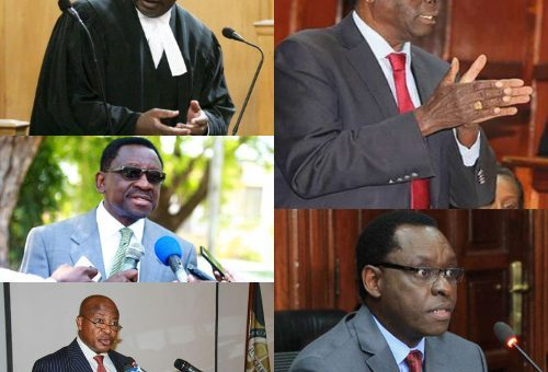 List of Top Lawyers Assembled by Uhuru and Raila Teams to Tackle BBI Appeal