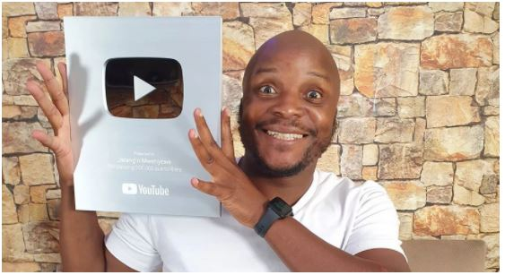 Jalang'o over the moon as he celebrates new YouTube milestone