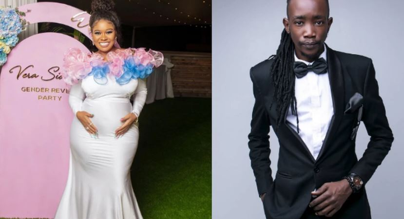 I've never in my life talked to any human being called Chicken: Vera Sidika mocks Akuku Danger in bitter rant over claims of refusing to pay him (screenshot)