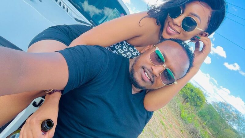 Kenyans Revisit 8 Crazy Things Amber Ray Did While in Love with Jamal Rohosafi but still got dumped (Video)