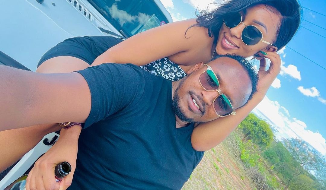 Kenyans Revisit 8 Crazy Things Amber Ray Did While in Love with Jamal Rohosafi but still got dumped