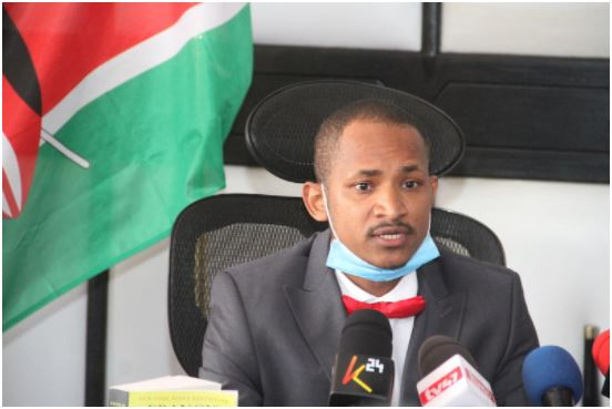 Stop embarrassing Uhuru and rig Kiambaa by-elections- Babu Owino's controversial remarks to IEBC and Jubilee government