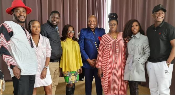 Papa Shirandula Cast Team UP To Mark His Death Anniversary in Emotional Event (Video)