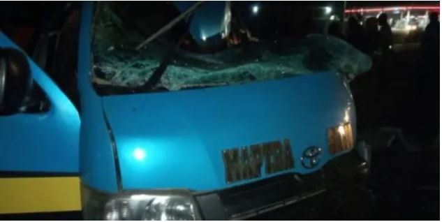 5 Dead, Scores Rushed To Hospital In Early Morning Highway Accident