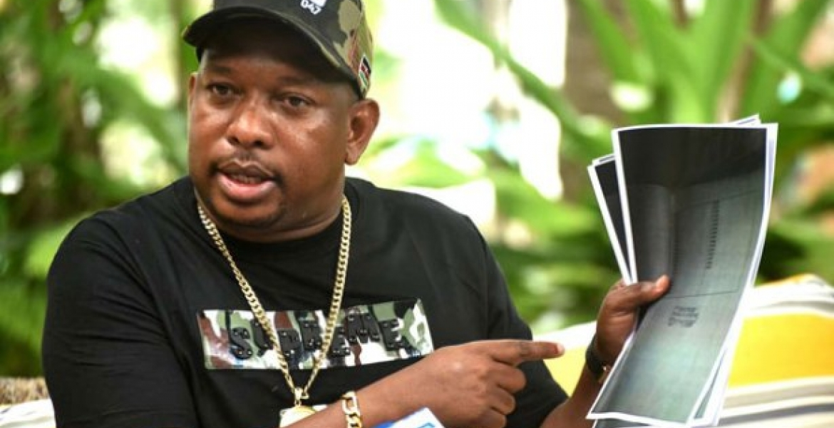 File image of Mike Sonko