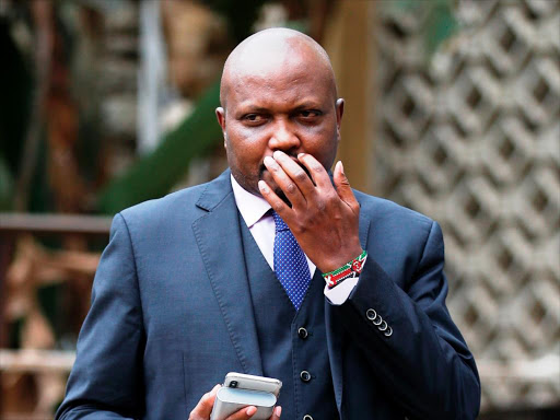 Moses Kuria Speaks on His Relationship with Rigathi Gachagua Amid Reports of Cold War and Bitter Rivalry in Fight to Be Ruto's 2022 Runningmate