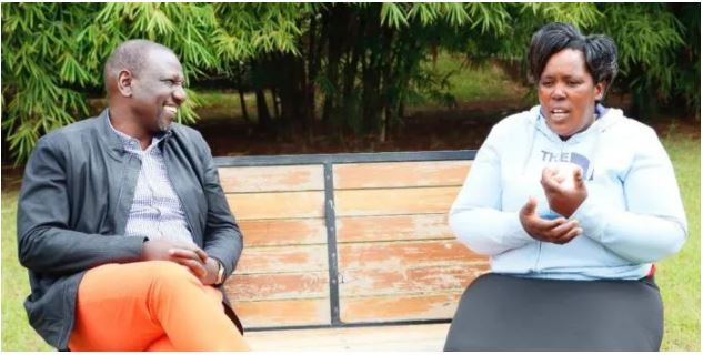 DP Ruto breaks the bank for hawker who sold him Maize