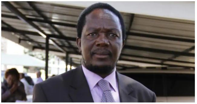 ODM Party's Timothy Bosire in Mourning