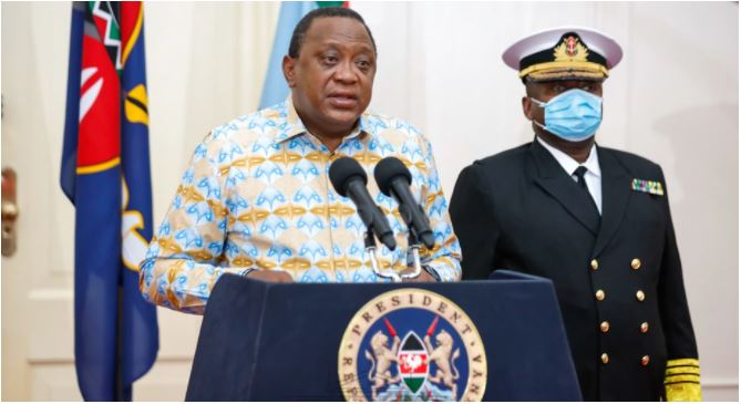 Court Gives Uhuru go-ahead to extend his term
