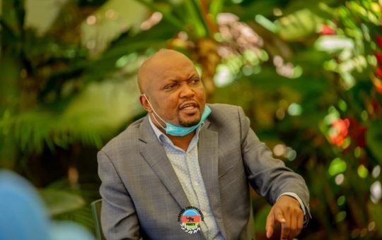 Blow to Moses Kuria as IEBC Disqualifies His Chama Cha Kazi Party Candidate