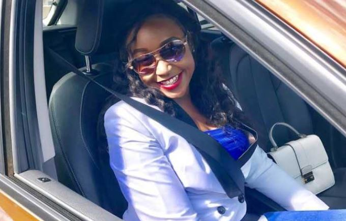 Sneak Peak at Betty Kyalo's Luxurious Car Collection