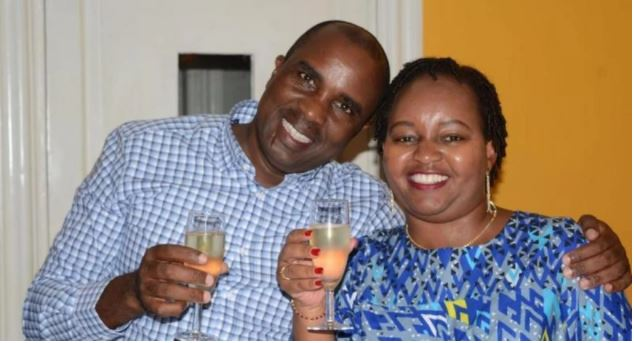 How Kamotho Waiganjo melted his way into Anne Waiguru's heart and the humbling act that signalled him to move in for the prize