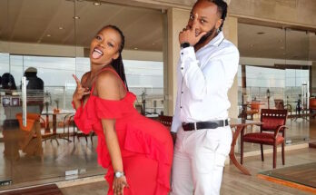 Trouble In Paradise: Corazon Kwamboka and Frankie JustGymIt Scolded For Dragging The Public Into Their Troubled Relationship